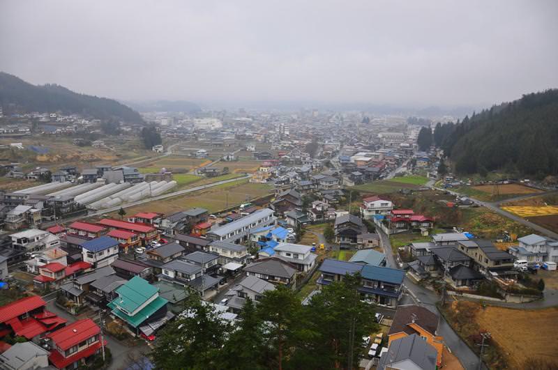 岐阜(樽見鉄道〜薄墨桜)