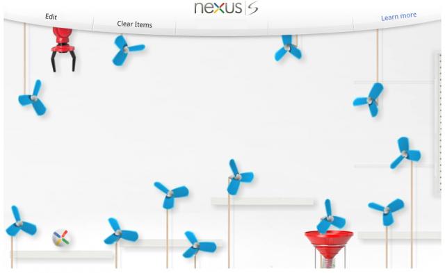 Nexus Contraptions