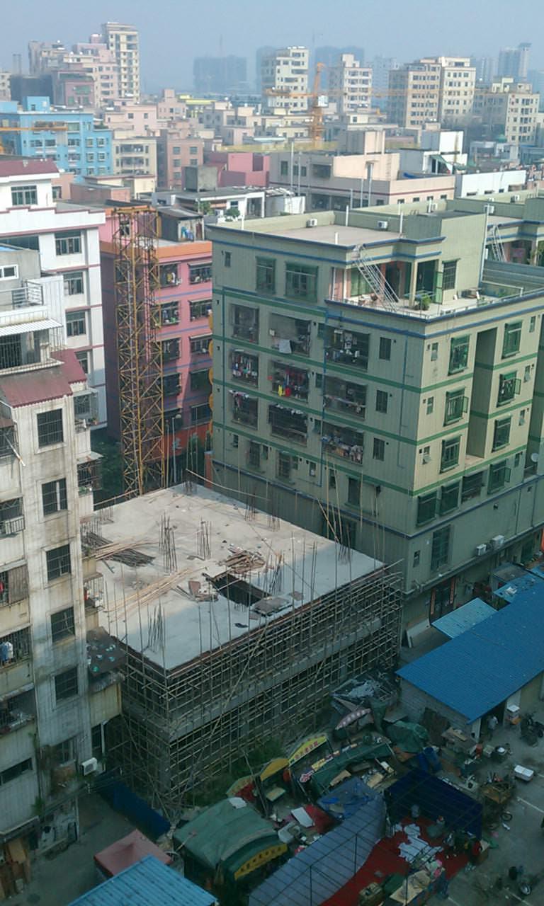 中国(香港と珠海と深セン)