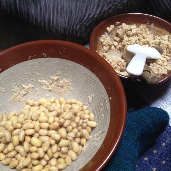 手作り味噌の作り方