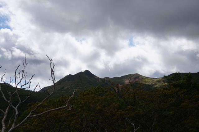 茶臼岳の散策