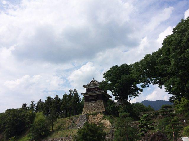 長野県・上田城跡