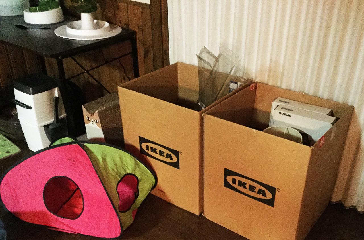 IKEAの配送料