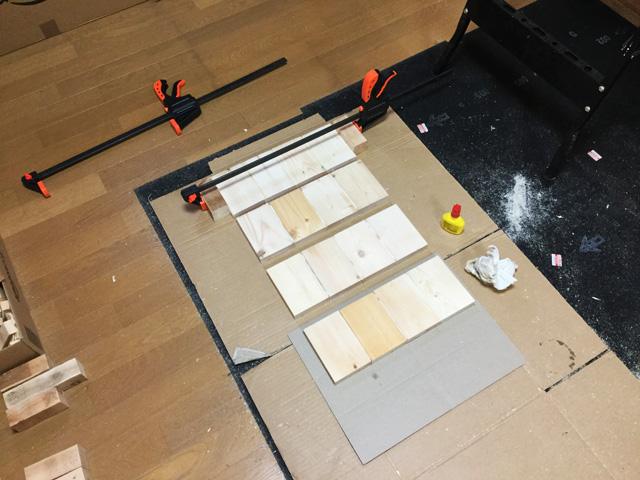 端材で作る多目的ボックス