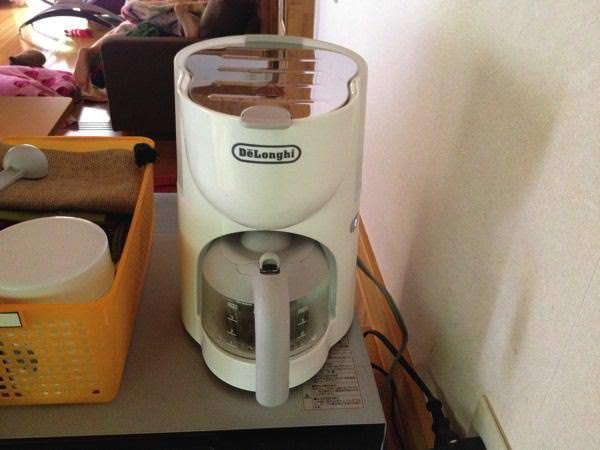 コーヒーメーカ