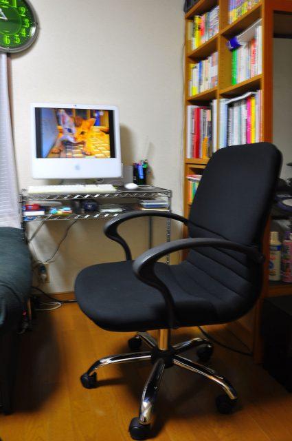 椅子だらけ