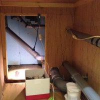 水道管の漏水
