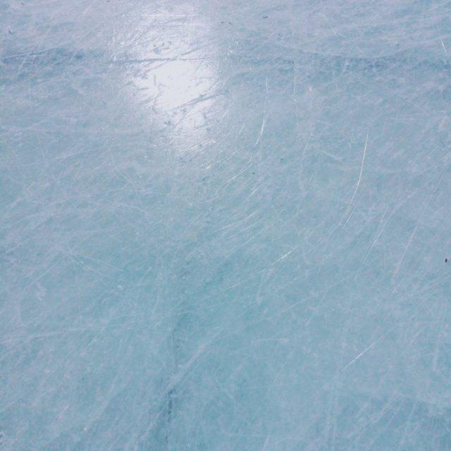 3回目のアイススケート