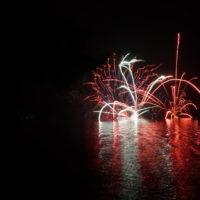 榛名湖の花火大会