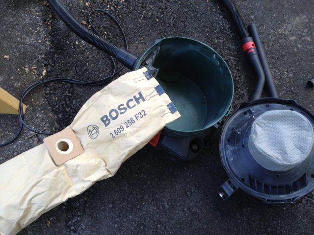 BOSCH クリーナー VAC115