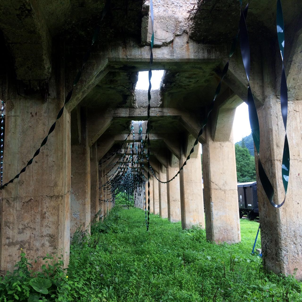 中之条ビエンナーレ2019 – 六合エリア