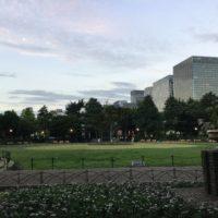 銀座と赤坂