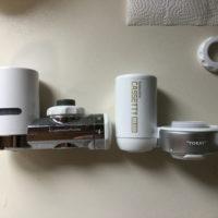 キッチンの浄水器