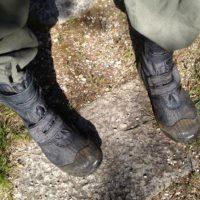 ワークマンの作業靴