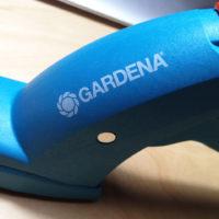 GARDENAの芝生ばさみ