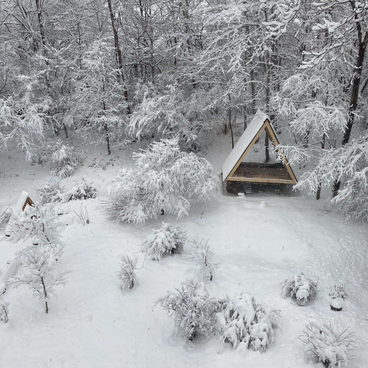 1月の積雪状況