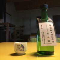 静岡からのゲストと富士錦